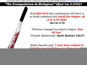 Photo Credit: Peter Townsend Author, Questioning Islam (pls visit www.qi-book.com for more details)