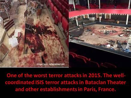 Paris Attack 2015